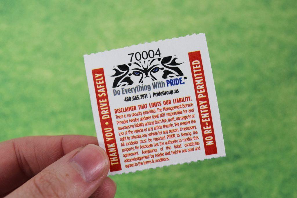 2x2-Sports-Admission-Custom-Roll-Ticket