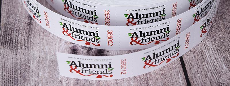 Alumni-Convention-Custom-Roll-Ticket