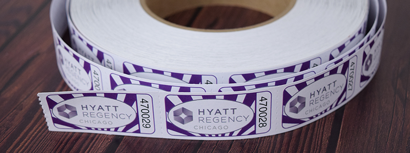 Hotel-Custom-Roll-Ticket