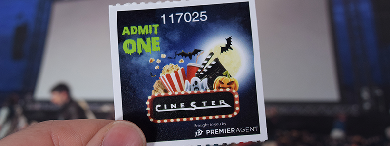 Movie-Custom-Roll-Ticket
