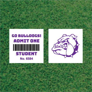 Barcoded-School-Sports-Ticket